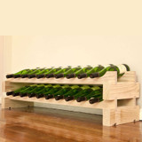 Modularack 20 Bottle Wine Rack - Natural