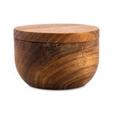 IconChef Salt Pig - Acacia Wood