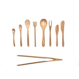 IconChef Acacia Wood Olive Spoon