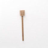 IconChef Acacia Wood Honey Server