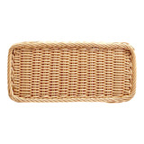 IconChef Woven Carrier Basket with Handles - Large