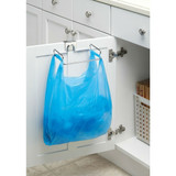 iDesign Classica Kitchen Over-The-Cabinet Bag Holder