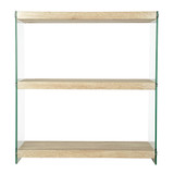 Howards Cube 3 Shelf Storage Unit - Wide