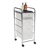 Howards 4 Drawer Storage Trolley