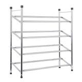 Howards Extendable Shoe Rack - 4-Tier