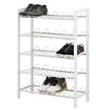Howards 5 Tier Shoe Rack