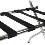 Howards Chrome Luggage Suitcase Rack