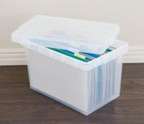 Howards Clear Suspension File Box