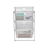Howards Essentials 3-Runner Drawer Frame with 3 Mesh Drawers