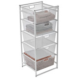 Howards Essentials 5 Mesh Drawer & Frame Set