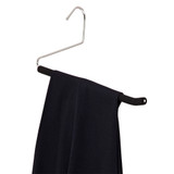 Howards Foam Pant Hanger 2 Pack - Black