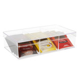 Howards Rectangular Stackable Organiser - 3 Compartment