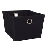 Storage Tote Large - Black