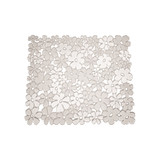 iDesign Flower Sink Mat - Small