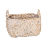 Howards Woven Rectangular Basket Small 3-Piece Set