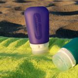 GoToob+ Travel Bottles Large 100ml 3 Pack - Assorted