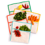 The Swag Produce Storage Bag Small - Orange Trim