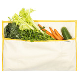 The Swag Produce Storage Bag Long - Yellow Trim