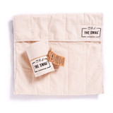 The Swag Produce Storage Bag Large - Natural Trim