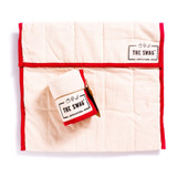 The Swag Produce Storage Bag Large - Red Trim