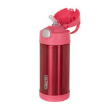 Thermos Funtainer Vacuum Insulated Water Bottle 355ml- Pink