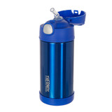 Thermos Funtainer Vacuum Insulated Water Bottle 355ml- Blue