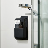 Tooletries The James Silicone Toiletries Holder - Charcoal