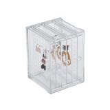 Howards Acrylic Earring Holder Cabinet