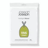 Joseph Joseph IntelligentWaste IW6 Custom Bin Liners 30L - 20 Pack