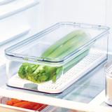 iDesign Crisp Fridge & Pantry Produce Container