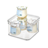 iDesign Crisp Fridge & Pantry Square Container