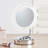 LED 5x Magnification Vanity Makeup Mirror