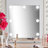 Signature Collection LED Hollywood Makeup Vanity Mirror