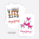 Christmas Cards for Bear Cottage - Pack of 6