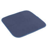 White Magic Eco Cloth Dish Drying Mat - Denim