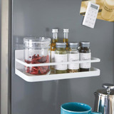 Magnetic Spice Rack - White