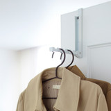 Smart Clothes Rack Hanger for Door or Wall Mount