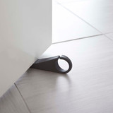Wedge Door Stop - Black