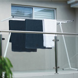 Freestanding Airer and Clothes Line - Small
