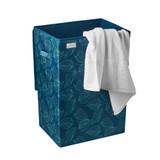 Howards Blue Botanica Laundry Hamper