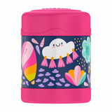 Thermos Funtainer Insulated Food Jar 290ml - Clouds