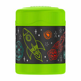 Thermos Funtainer Insulated Food Jar 290ml - Astronauts