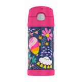 Thermos Funtainer Insulated Water Bottle 335ml - Clouds