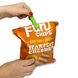 Fusionbrands ClipCut Bag Cutter & Clip - Assorted