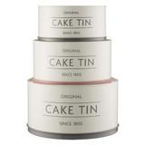 Mason Cash Innovative Kitchen Cake Tin 3 Piece