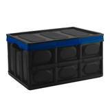 Collapse-A Collapsible Storage Box 46L - Black