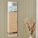 Full-Length Self Adhesive Wardrobe Mirror