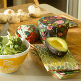 Bee Wrappy Beeswax Food Wraps 2 Pack - Large