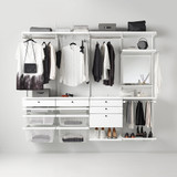 elfa Decor Accessory Shelf W605mm - White