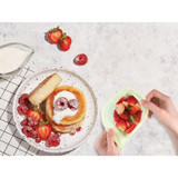 Silicone Reusable Food Storage Bags Set of 2